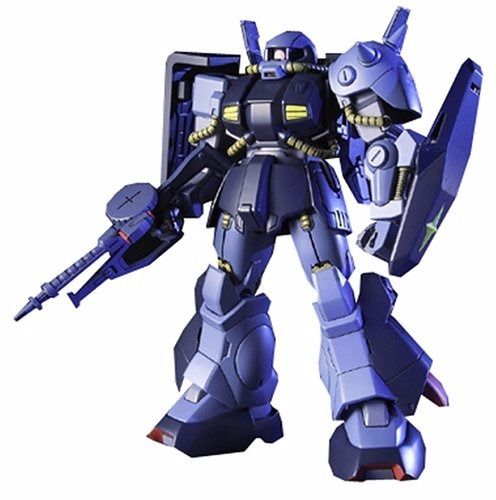 BANDAI HGUC 1/144 RMS-106 HI-ZACK EARTH FEDERATION FORCE Plastic Model Kit japan_2