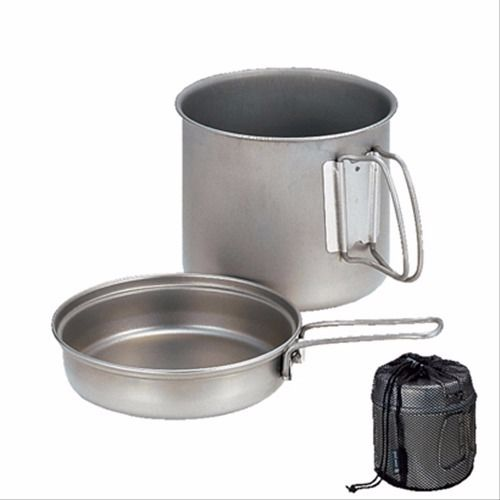snow peak SCS-008T TREK 900 TITANIUM Cookware from Japan_1