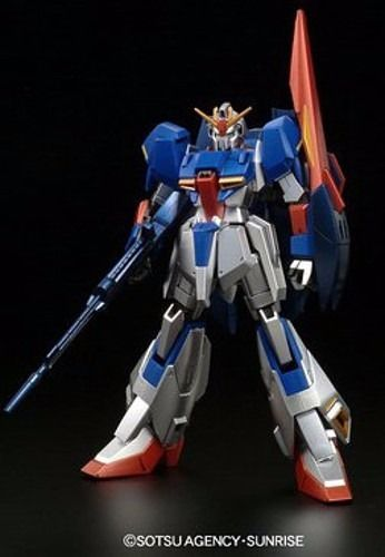 BANDAI HGUC 1/144 MSZ-006 Z GUNDAM EXTRA FINISH Ver Plastic Model Kit from Japan_2