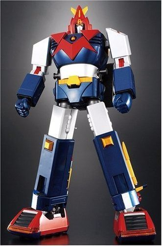 Soul of Chogokin GX-31 VOLTES V Action Figure BANDAI TAMASHII NATIONS from Japan_1