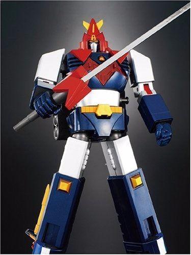 Soul of Chogokin GX-31 VOLTES V Action Figure BANDAI TAMASHII NATIONS from Japan_2