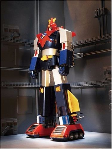 Soul of Chogokin GX-31 VOLTES V Action Figure BANDAI TAMASHII NATIONS from Japan_3