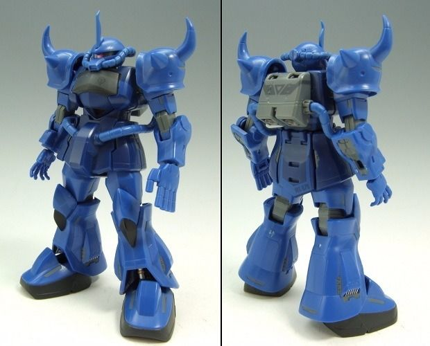 HCM Pro 26-00 MS-07B GOUF 1/200 Action Figure Gundam BANDAI NEW from Japan_2