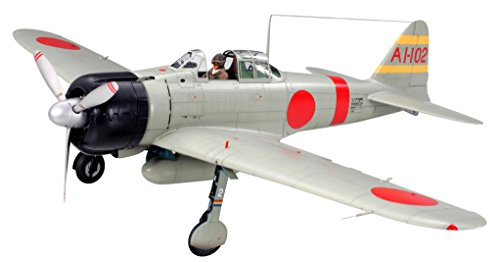 TAMIAYA 1/32 Mitsubishi A6M5 Zero Fighter Model 21 Model Kit NEW from Japan_1