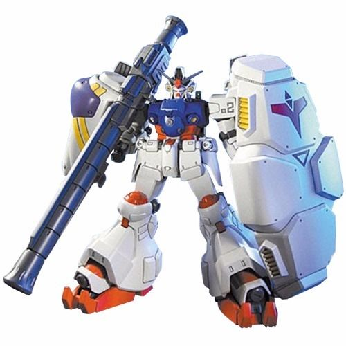 BANDAI HGUC 1/144 RX-78GP02A Gundam GP02A PHYSALIS Plastic Model Kit from Japan_2