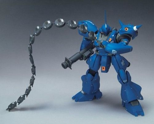ZEONOGRAPHY #3011 MS-18E KAMPFER Action Figure Gundam War in the Pocket BANDAI_1