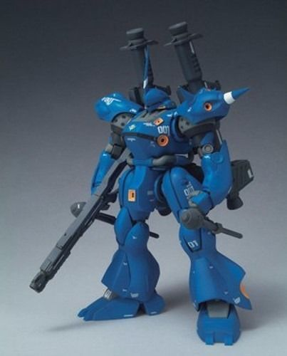 ZEONOGRAPHY #3011 MS-18E KAMPFER Action Figure Gundam War in the Pocket BANDAI_2