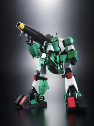 Soul of Chogokin GX-35 WALKER GALLIA Action Figure Combat Mecha Xabungle BANDAI_1