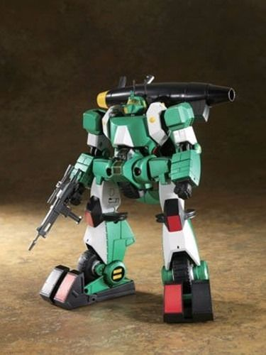 Soul of Chogokin GX-35 WALKER GALLIA Action Figure Combat Mecha Xabungle BANDAI_2