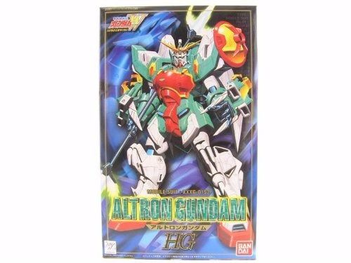BANDAI HG 1/100 XXXG-01S2 ALTRON GUNDAM Plastic Model Kit Gundam W NEW Japan_1
