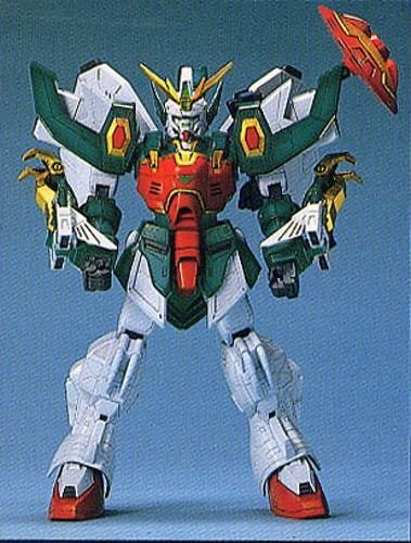BANDAI HG 1/100 XXXG-01S2 ALTRON GUNDAM Plastic Model Kit Gundam W NEW Japan_2