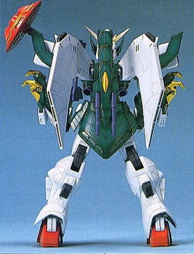 BANDAI HG 1/100 XXXG-01S2 ALTRON GUNDAM Plastic Model Kit Gundam W NEW Japan_3