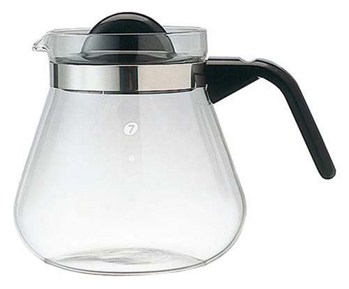 Melitta Coffee Glass Pot Cafeleena 1000 8 Cups from Japan_1