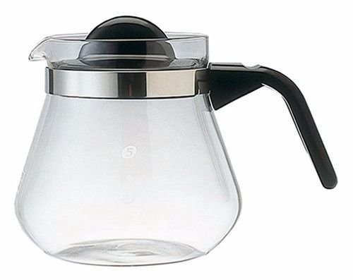 Melitta Coffee Glass Pot Cafeleena 800 6 Cups from Japan_1