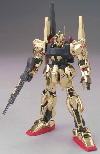 HCM Pro 10-01 MSN-00100 HYAKU-SHIKI Gold Coating Ver 1/200 Figure Z Gundam NEW_1