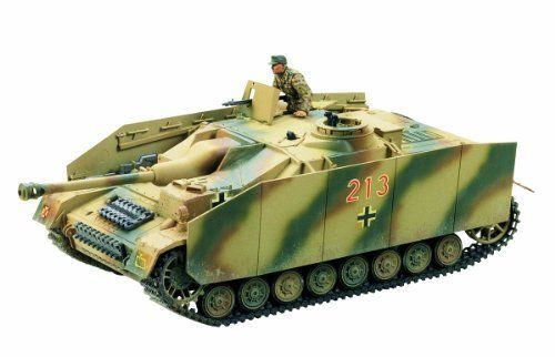 TAMIYA 1/35 German Sturmgeschuetz IV Model Kit NEW from Japan_1