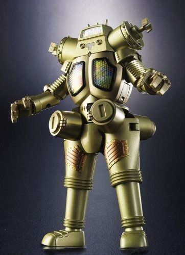 Soul of Chogokin GX-37 KING JOE Action Figure Ultra Seven BANDAI from Japan_1