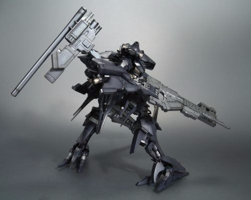 KOTOBUKIYA ARMORED CORE NX01 RAYLEONARD 03-AALIYAH 1/72 Plastic Model Kit NEW_3