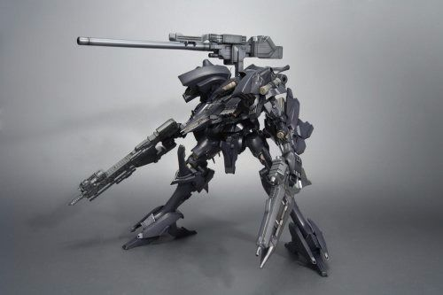 KOTOBUKIYA ARMORED CORE NX01 RAYLEONARD 03-AALIYAH 1/72 Plastic Model Kit NEW_4