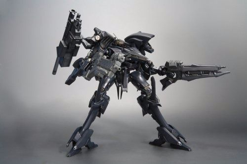 KOTOBUKIYA ARMORED CORE NX01 RAYLEONARD 03-AALIYAH 1/72 Plastic Model Kit NEW_5