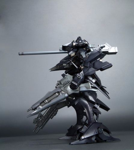 KOTOBUKIYA ARMORED CORE NX01 RAYLEONARD 03-AALIYAH 1/72 Plastic Model Kit NEW_8