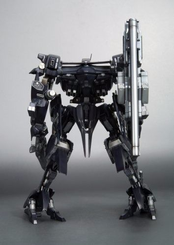 KOTOBUKIYA ARMORED CORE NX01 RAYLEONARD 03-AALIYAH 1/72 Plastic Model Kit NEW_9