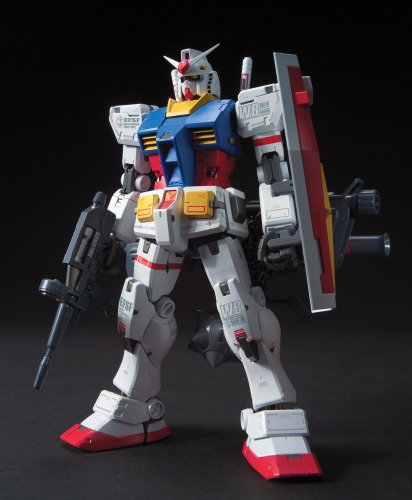 SUPER HCM Pro RX-78-2 GUNDAM 1/144 Action Figure BANDAI NEW from Japan_1
