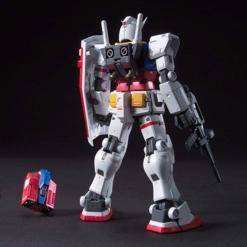 SUPER HCM Pro RX-78-2 GUNDAM 1/144 Action Figure BANDAI NEW from Japan_2