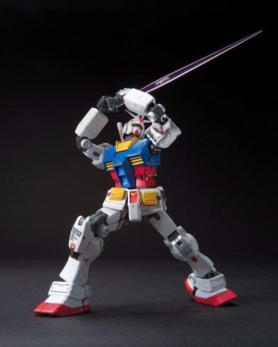 SUPER HCM Pro RX-78-2 GUNDAM 1/144 Action Figure BANDAI NEW from Japan_3