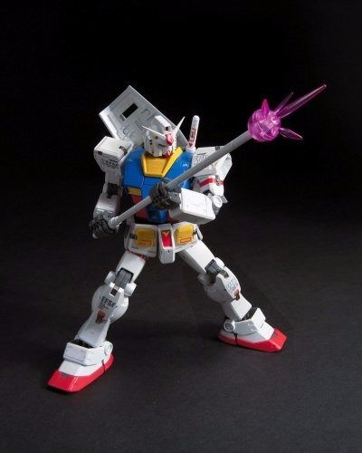 SUPER HCM Pro RX-78-2 GUNDAM 1/144 Action Figure BANDAI NEW from Japan_4