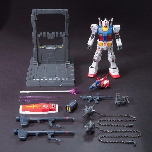 SUPER HCM Pro RX-78-2 GUNDAM 1/144 Action Figure BANDAI NEW from Japan_8
