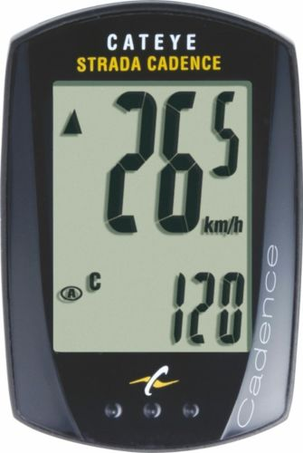 CATEYE CC-RD200 Strada Cadence Bicycle Computer from Japan_1