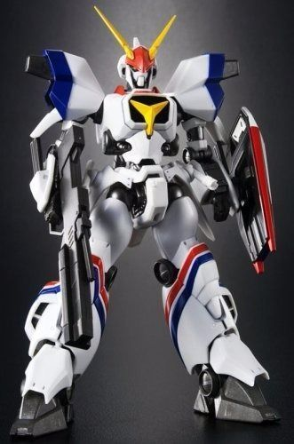 Tamashii SPEC XS-05 DRAGONAR 1 from Opening Silhouette Action Figure BANDAI_1