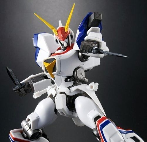 Tamashii SPEC XS-05 DRAGONAR 1 from Opening Silhouette Action Figure BANDAI_3