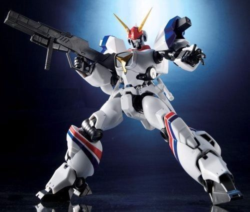 Tamashii SPEC XS-05 DRAGONAR 1 from Opening Silhouette Action Figure BANDAI_7