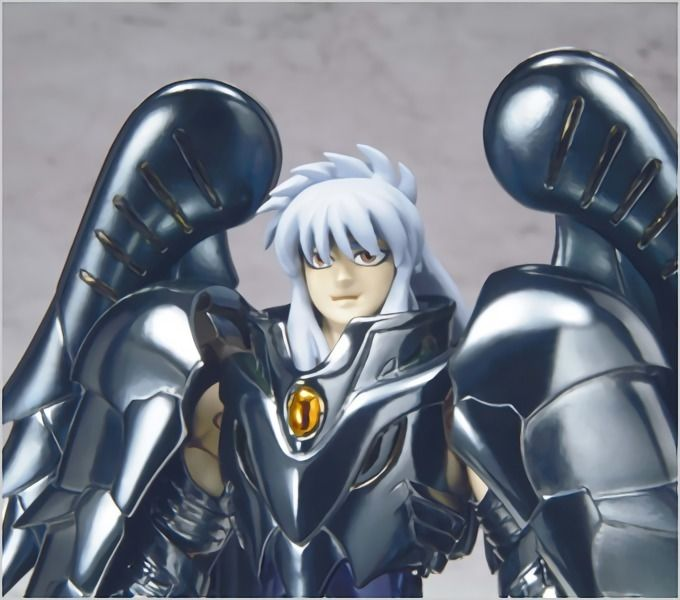 Saint Cloth Myth Saint Seiya GRIFFON MINOS Action Figure BANDAI TAMASHII NATIONS_2