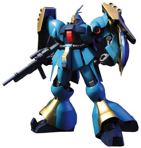 BANDAI HGUC 1/144 MSN-03 JAGD DOGA GYUNEI GUSS CUSTOM Plastic Model Kit Japan_1