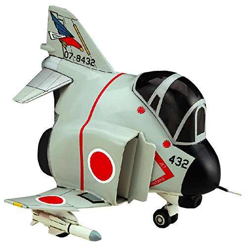 Hasegawa EGGPLANE 05 F-4 Fantom II Model Kit NEW from Japan_1