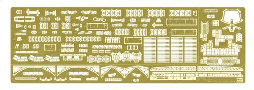 Hasegawa 1/350 IJN Battleship Nagato Detail Up Parts Super Kit NEW from Japan_1