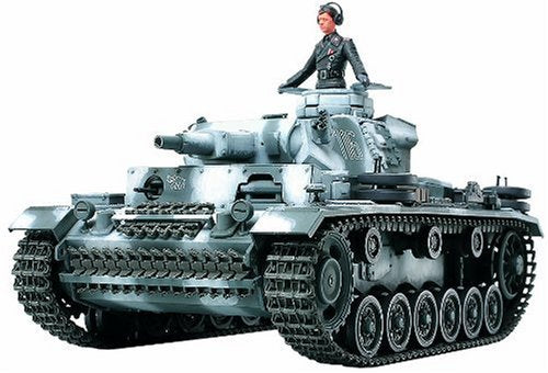 TAMIYA 1/35 German Pz.Kpfw.III Ausf.N (Sd.Kfz 141/2) Model Kit NEW from Japan_1