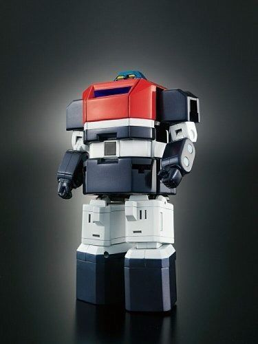 Soul of Chogokin GX-40 Six God Combination GODMARS Action Figure BANDAI Japan_6