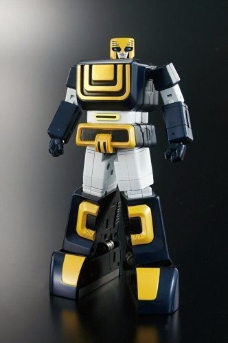 Soul of Chogokin GX-40 Six God Combination GODMARS Action Figure BANDAI Japan_7