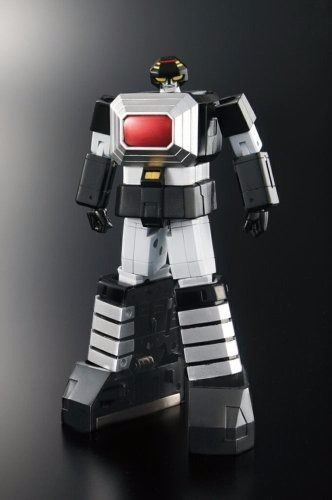 Soul of Chogokin GX-40 Six God Combination GODMARS Action Figure BANDAI Japan_8
