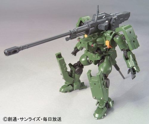 HCM Pro 51-00 MSJ-06II-A TIEREN GROUND TYPE 1/200 Action Figure Gundam 00 BANDAI_3