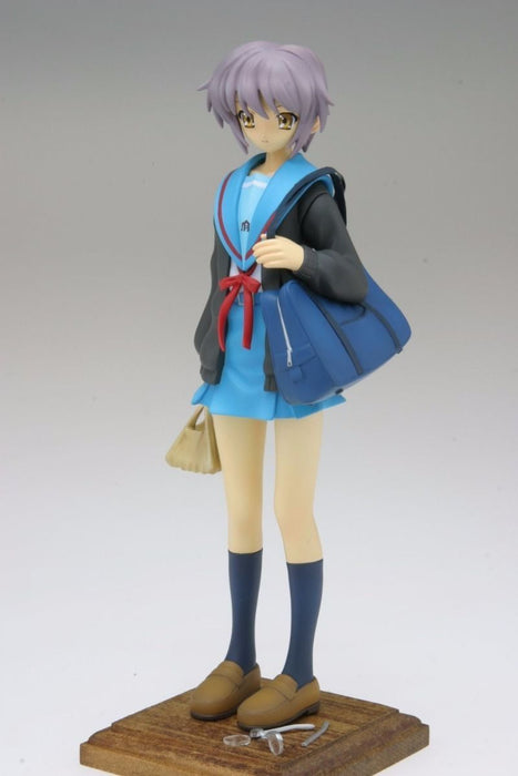 WAVE Treasure Figure The Melancholy of Haruhi Suzumiya Yuki Nagato Standing Ver._2