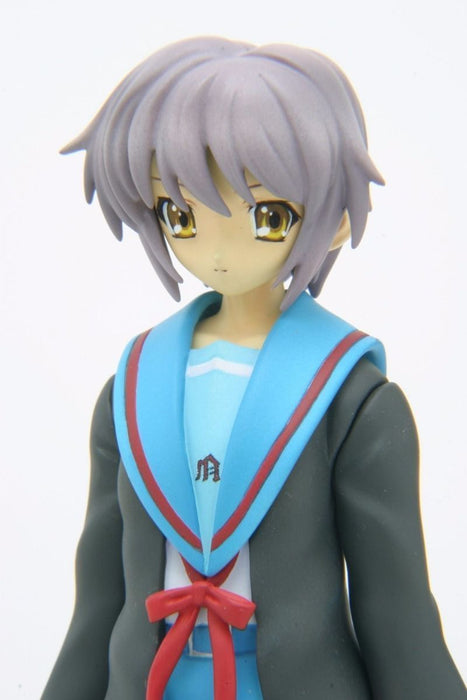WAVE Treasure Figure The Melancholy of Haruhi Suzumiya Yuki Nagato Standing Ver._5