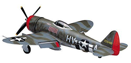 Hasegawa 1/37 P-47D Thunderbolt Model Kit NEW from Japan_1