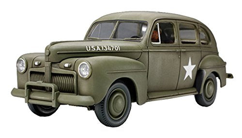 TAMIYA 1/48 U.S. Army Staff Car 1942 Model Kit NEW from Japan_1