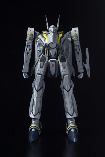 DX CHOGOKIN Macross F VF-25S MESSIAH VALKYRIE OZMA CUSTOM Action Figure BANDAI_10