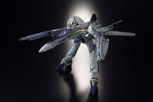 DX CHOGOKIN Macross F VF-25S MESSIAH VALKYRIE OZMA CUSTOM Action Figure BANDAI_3